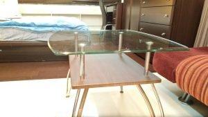 玻璃桌清潔