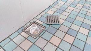 排水孔清潔